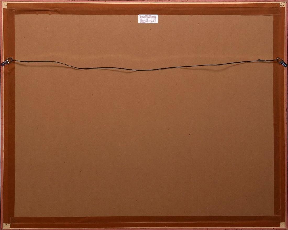 LEROY NEIMAN (1921-2012) PENCIL SIGNED SERIGRAPH - 10