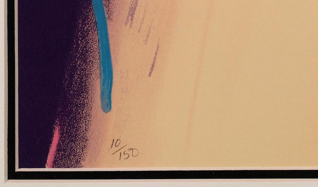 PETER MAX (B. 1937) SIGNED SERIGRAPH - 8
