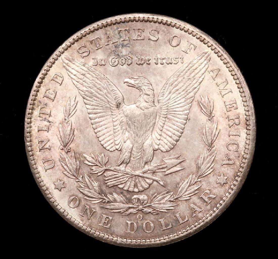 1902-O MORGAN SILVER DOLLAR - 4