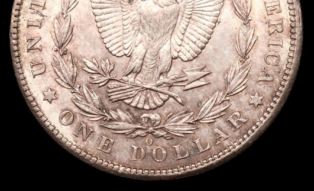 1902-O MORGAN SILVER DOLLAR - 6
