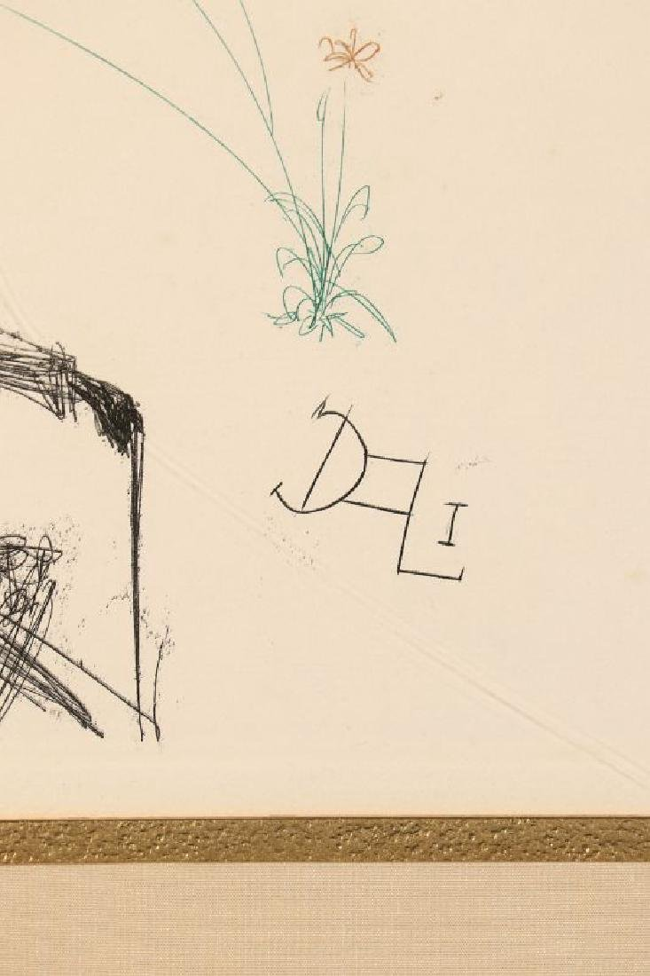 AFTER SALVADOR DALI (1904-1989) ALICE IN WONDERLAND - 7