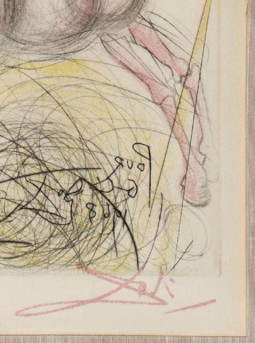 AFTER SALVADOR DALI (1904-1989), 'PEGASUS' - 5