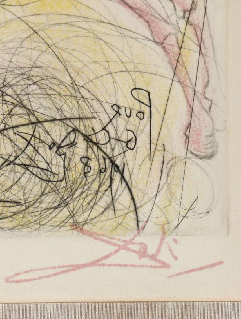 AFTER SALVADOR DALI (1904-1989), 'PEGASUS' - 7