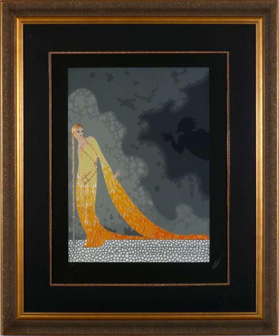 ERTE/ROMAIN DE TIRTOFF (1892-1990) SERIGRAPH, 1987