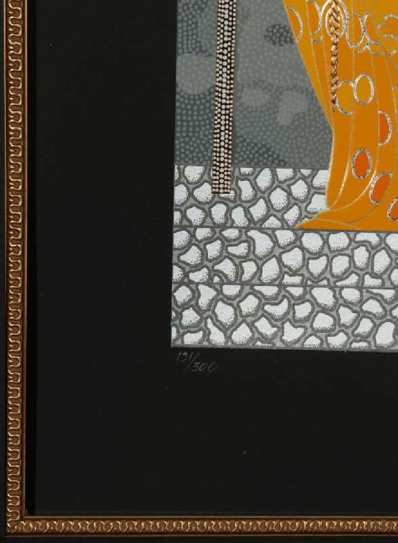ERTE/ROMAIN DE TIRTOFF (1892-1990) SERIGRAPH, 1987 - 7