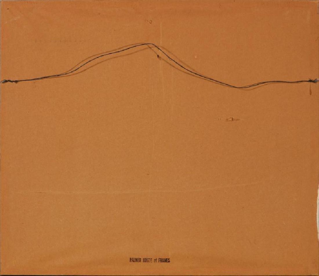 WILLIAM McKIM (1916-1995) PENCIL SIGNED LITHOGRAPH - 10