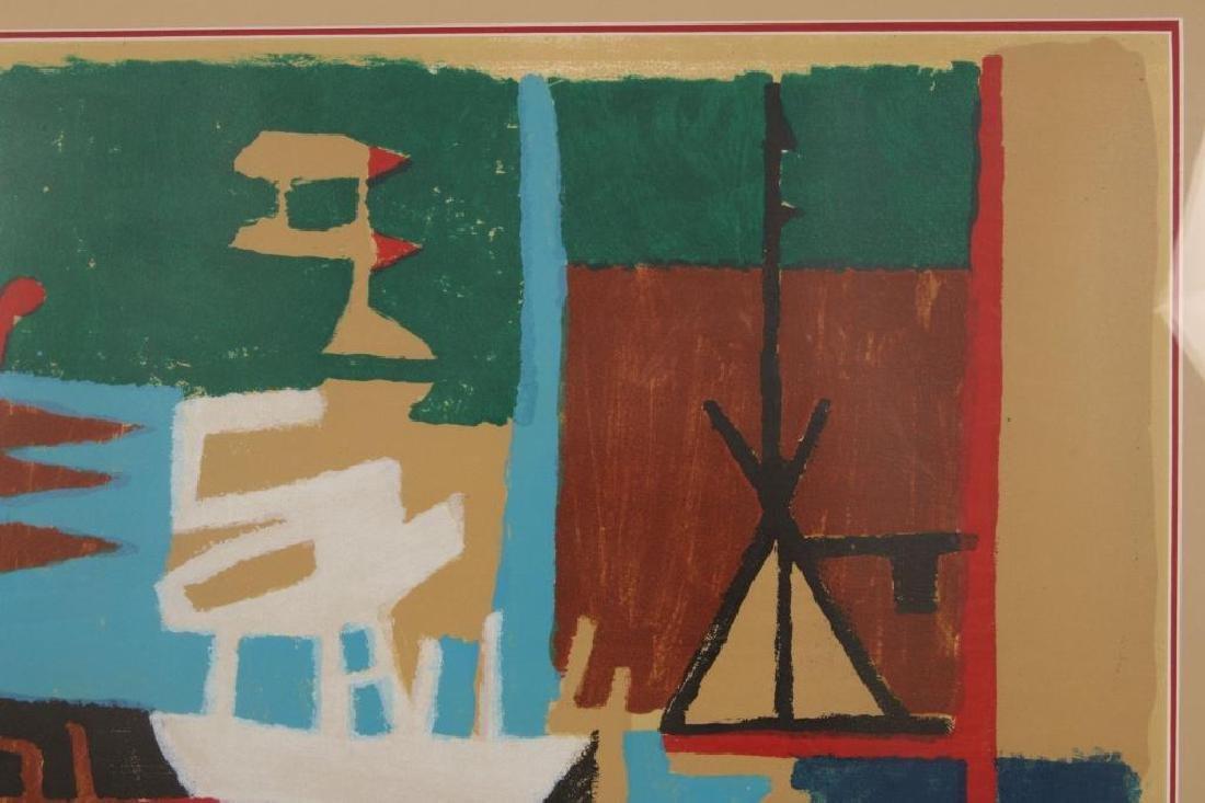 RUTH KERKOVIUS (BORN 1921) SIGNED SERIGRAPH - 4