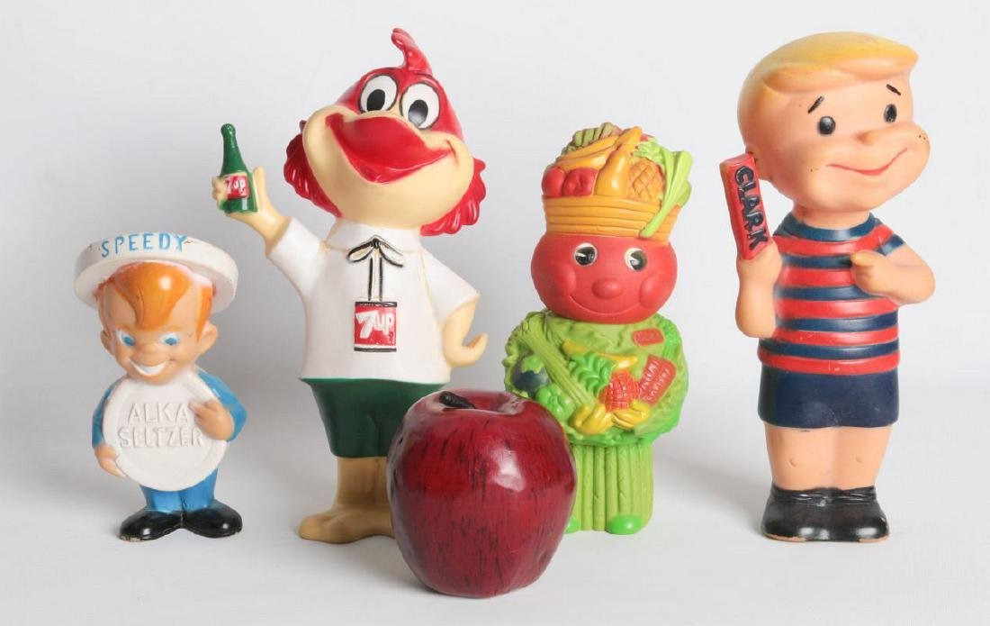 FOUR 20TH C. AMERICAN ADVERTISING FIGURES - 7