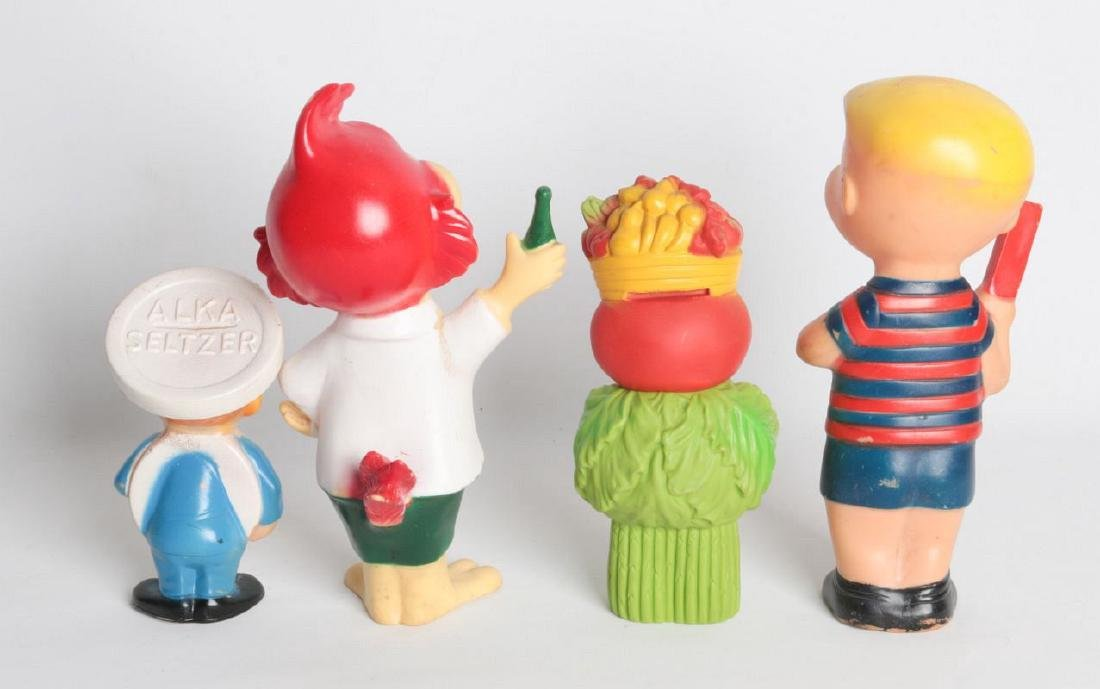FOUR 20TH C. AMERICAN ADVERTISING FIGURES - 8