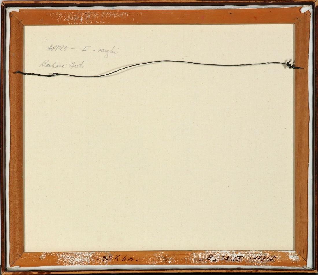 BARBARA FRETS (1929- ) ACRYLIC ON CANVAS - 7