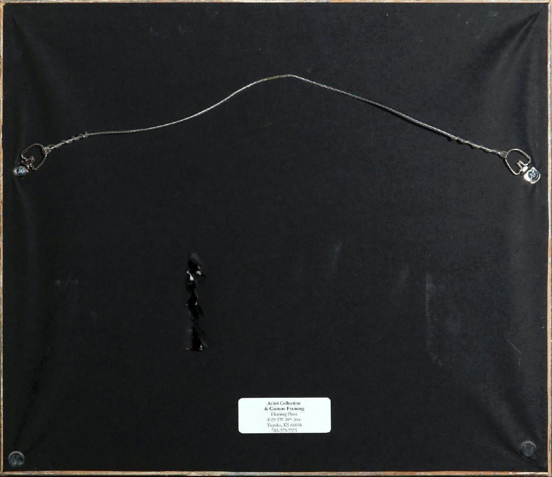 PAULINE SHIRER (1894-1975) OIL ON ARTIST'S BOARD - 8