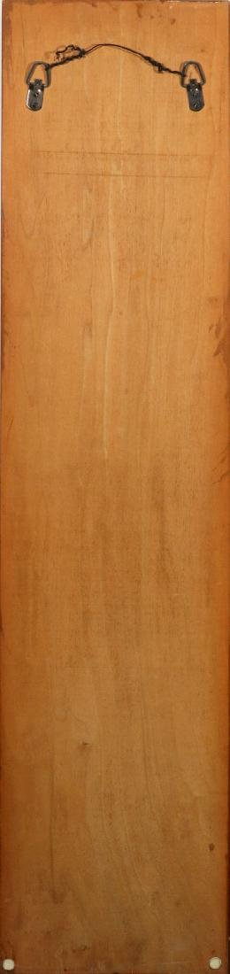 HARRIS STRONG (1920- ) MODERNIST PLAQUE CIRCA 1960 - 6