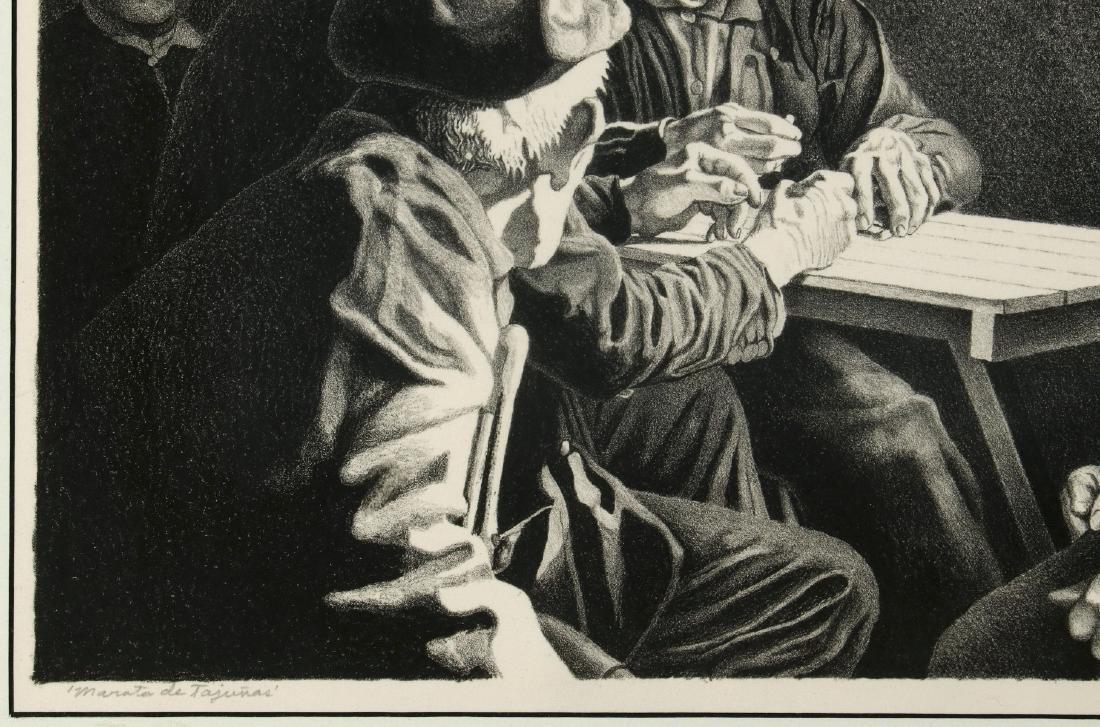 WILLIAM McKIM (1916-1995) PENCIL SIGNED LITHOGRAPH - 6