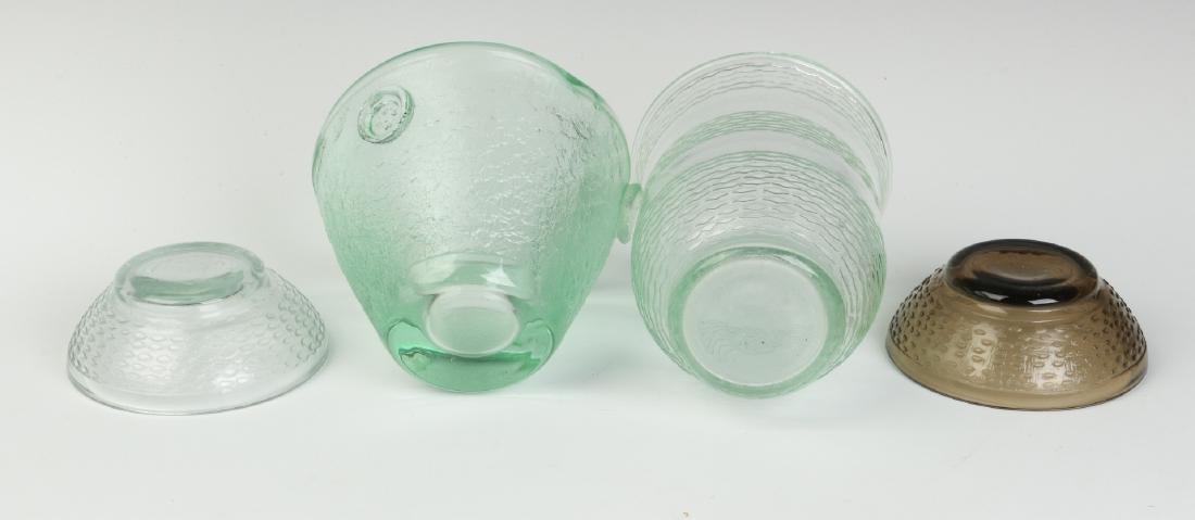 CIRCA 1930s ART GLASS BY DAUM, NANCY - 5
