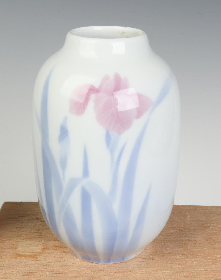 LATE 20TH C. JAPANESE STUDIO POTTERY AND PORCELAIN - 3