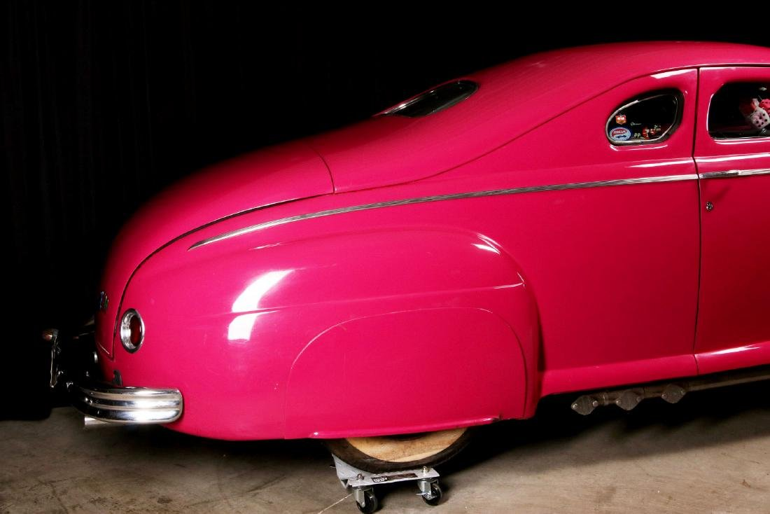 AN AWARD-WINNING CUSTOM CHOPPED 1941 FORD COUPE - 3