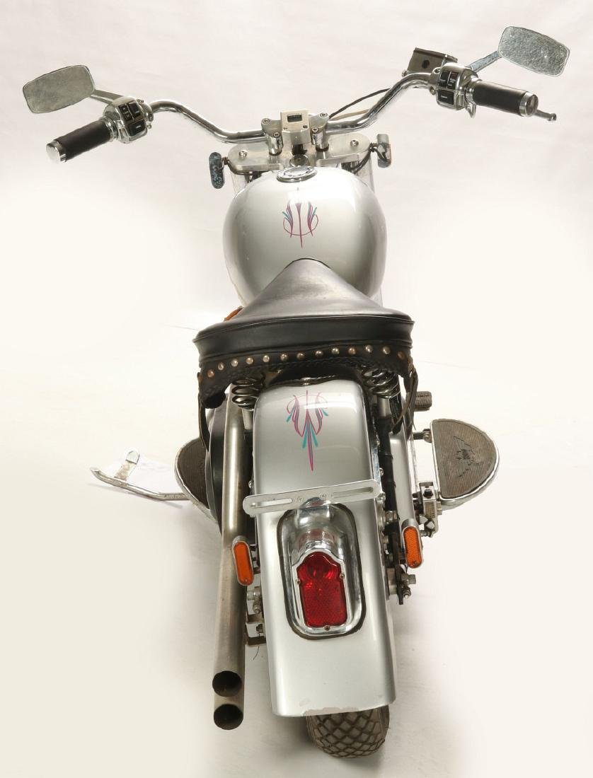 A 2001 RIDLEY SPEEDSTER 570 CC MOTORCYCLE - 8