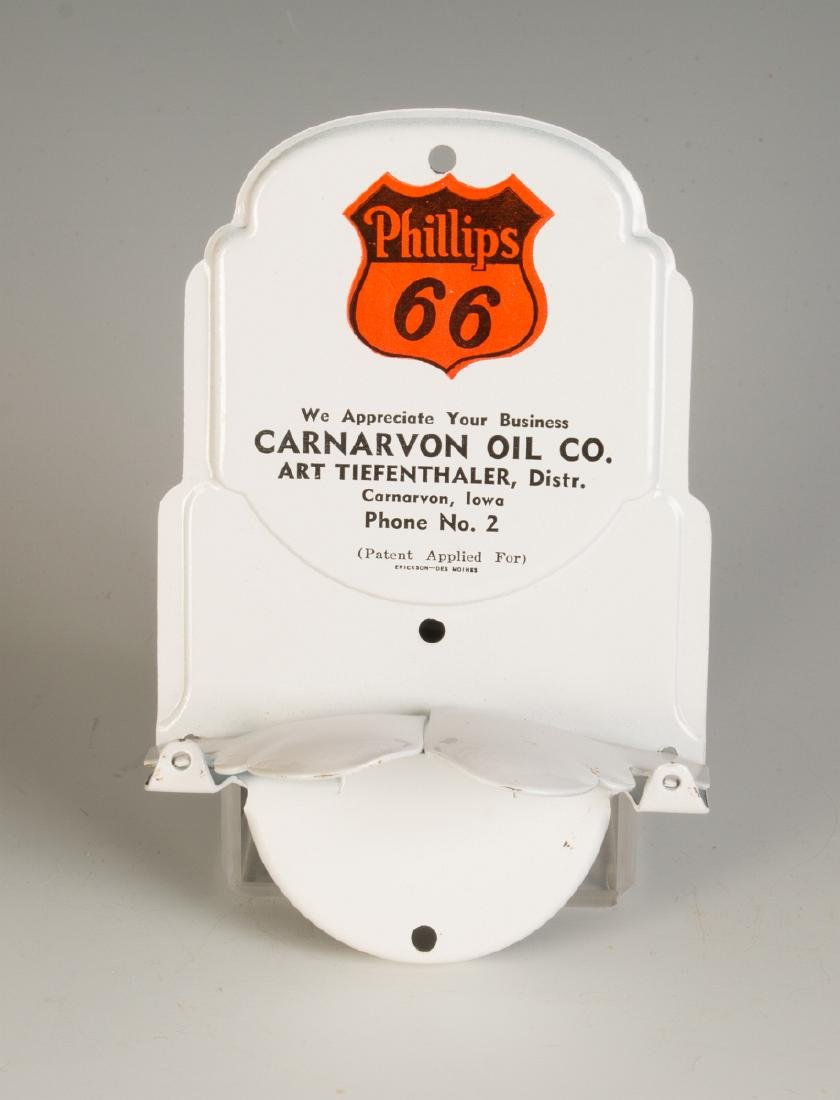 A MINT NEW OLD STOCK PHILLIPS 66 TOWEL HOLDER