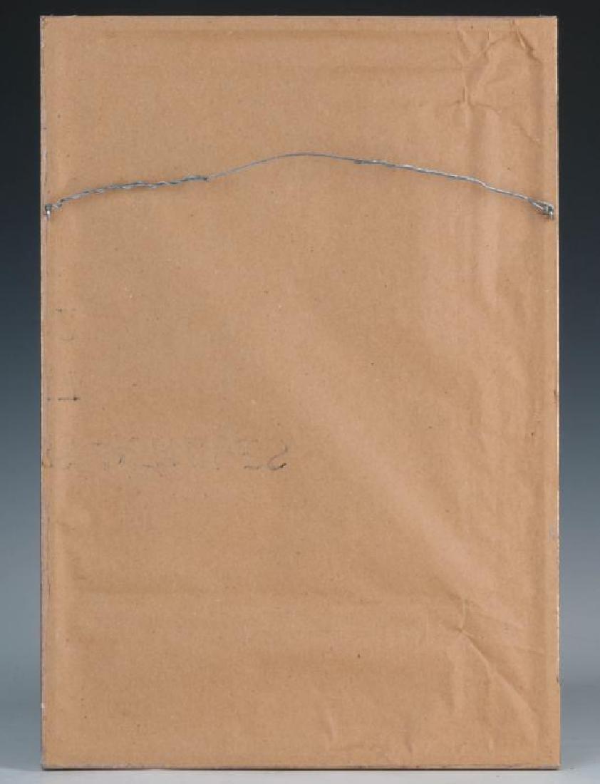 A RARE PRATTS POULTRY REGULATOR PAPER ADVTG POSTER - 7