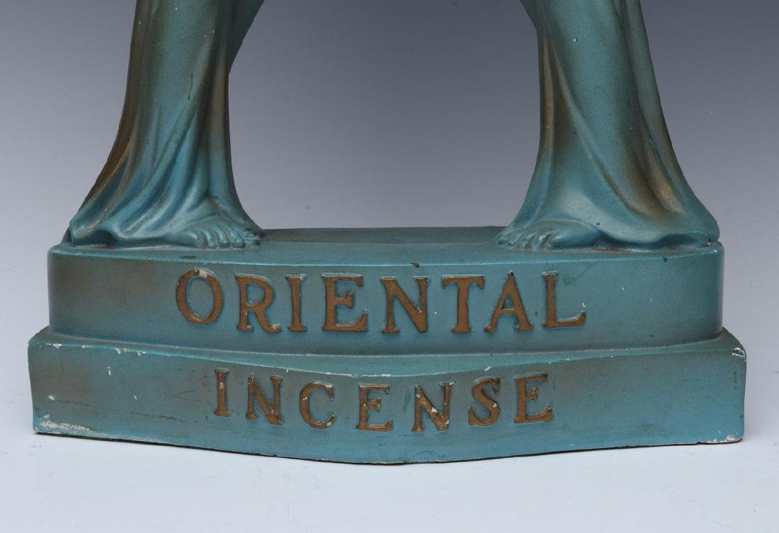 A 1920s 'ORIENTAL INCENSE' ADVERTISING DISPLAY - 3