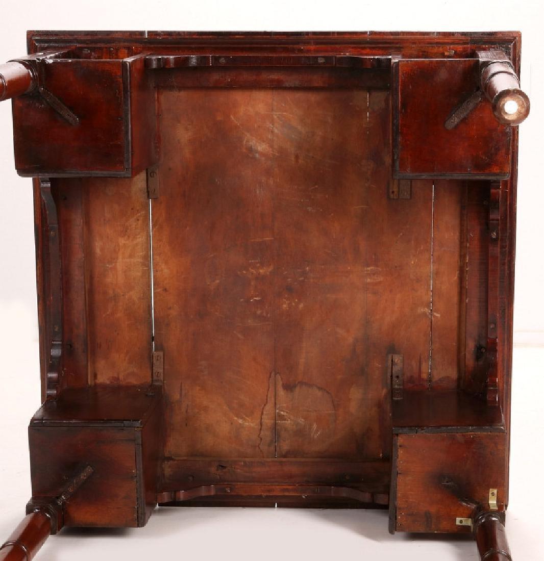 AN ANTIQUE PUB TABLE - 5