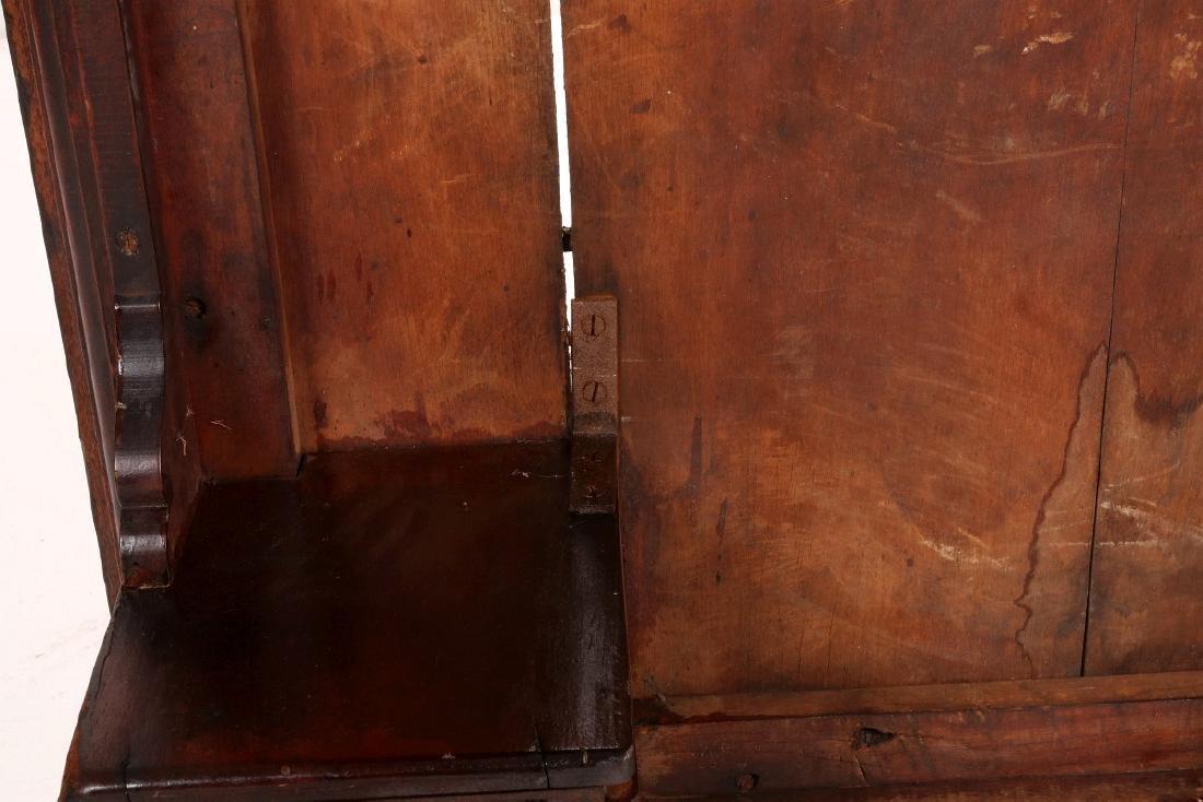 AN ANTIQUE PUB TABLE - 6