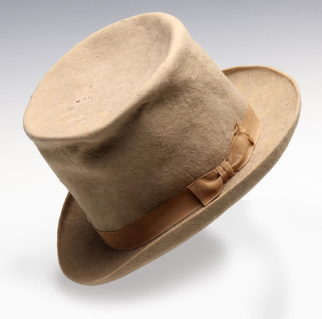 AN 1892 BENJAMIN HARRISON ELECTION CAMPAIGN HAT