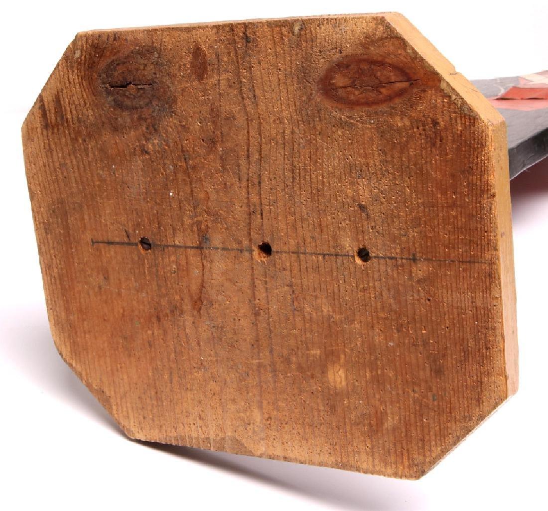 1930s PAINTED WOOD FIGURE OF COMIC CHARACTER JIGGS - 10