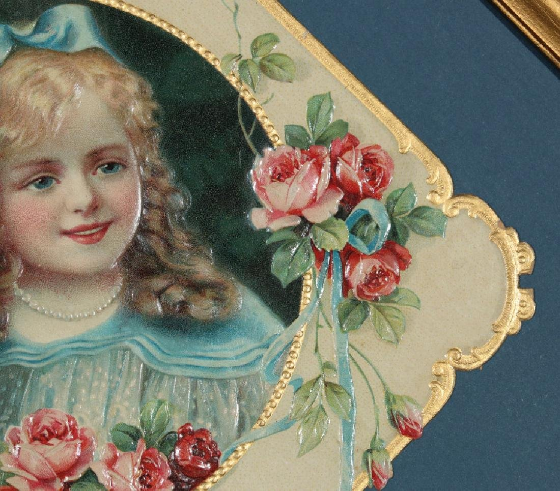 A VICTORIAN DIE-CUT COMPLIMENTS OF C. H. STORY, WI - 4