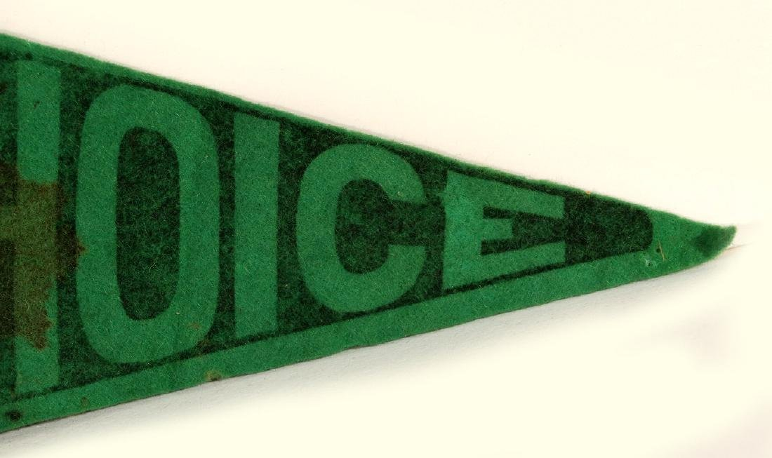 WILLIAM J. BRYAN 'OUR CHOICE' CAMPAIGN PENNANT - 5