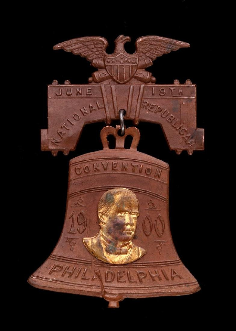 LIBERTY BELL MEDAL, THE 1900 REPUBLICAN CONVENTION