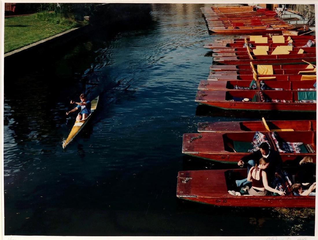 JOHN WIMBERLEY (Born 1945) GELATIN PHOTOGRAPHS