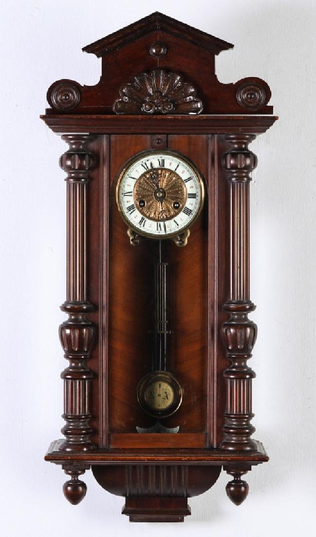 A SCHLENKER KIENZLE GERMAN RA WALL REGULATOR