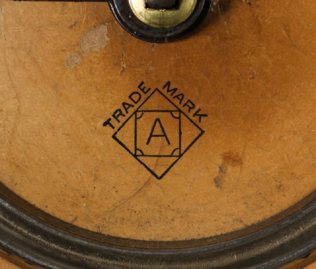 AN ANSONIA 'TRINIDAD' FANCY HANGING PARLOR CLOCK - 12