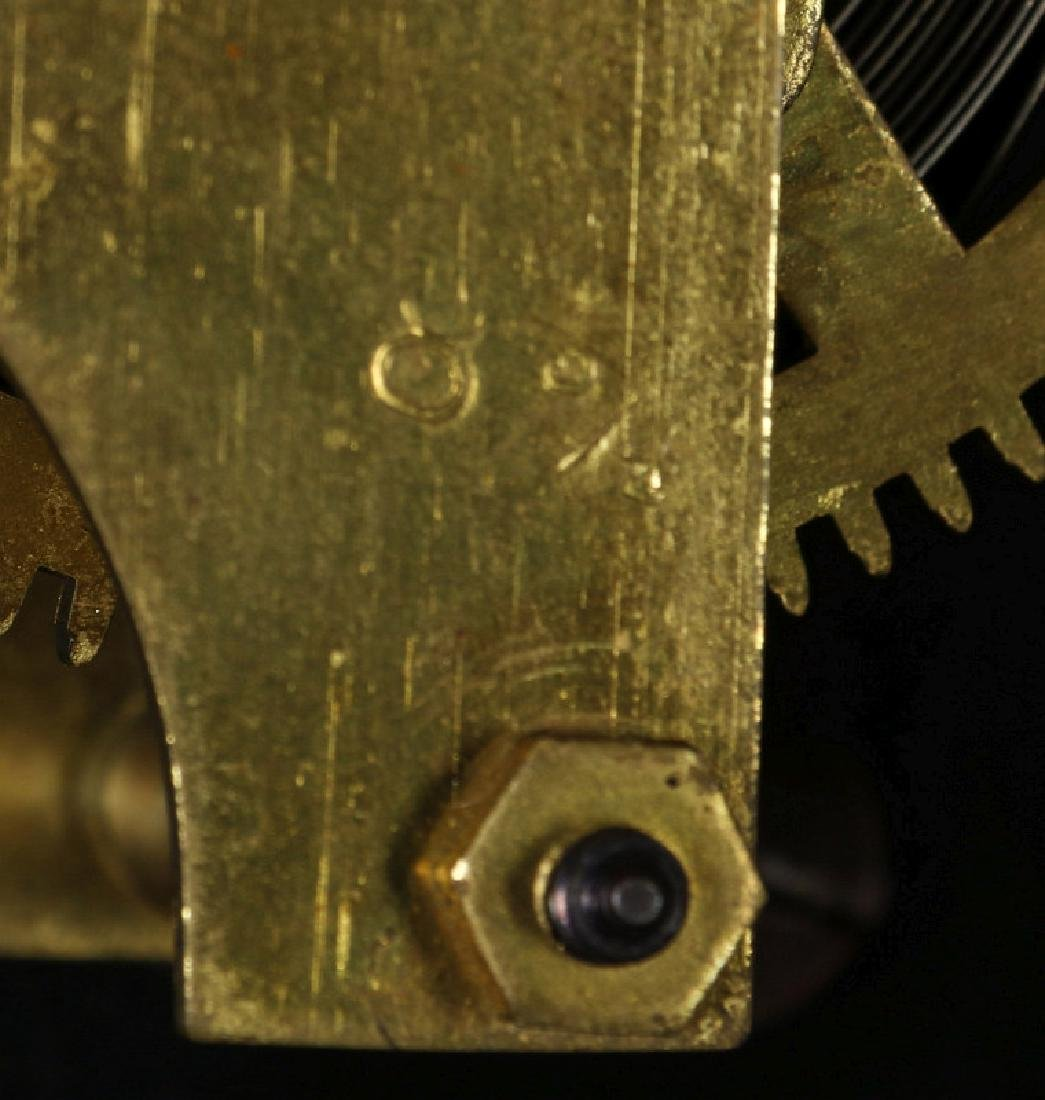 AN ANSONIA 'TRINIDAD' FANCY HANGING PARLOR CLOCK - 15