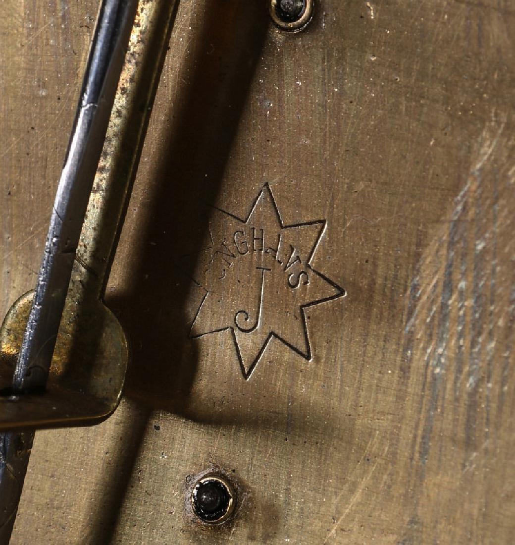 A JUNGHANS RA PENDULUM GERMAN WALL CLOCK - 8