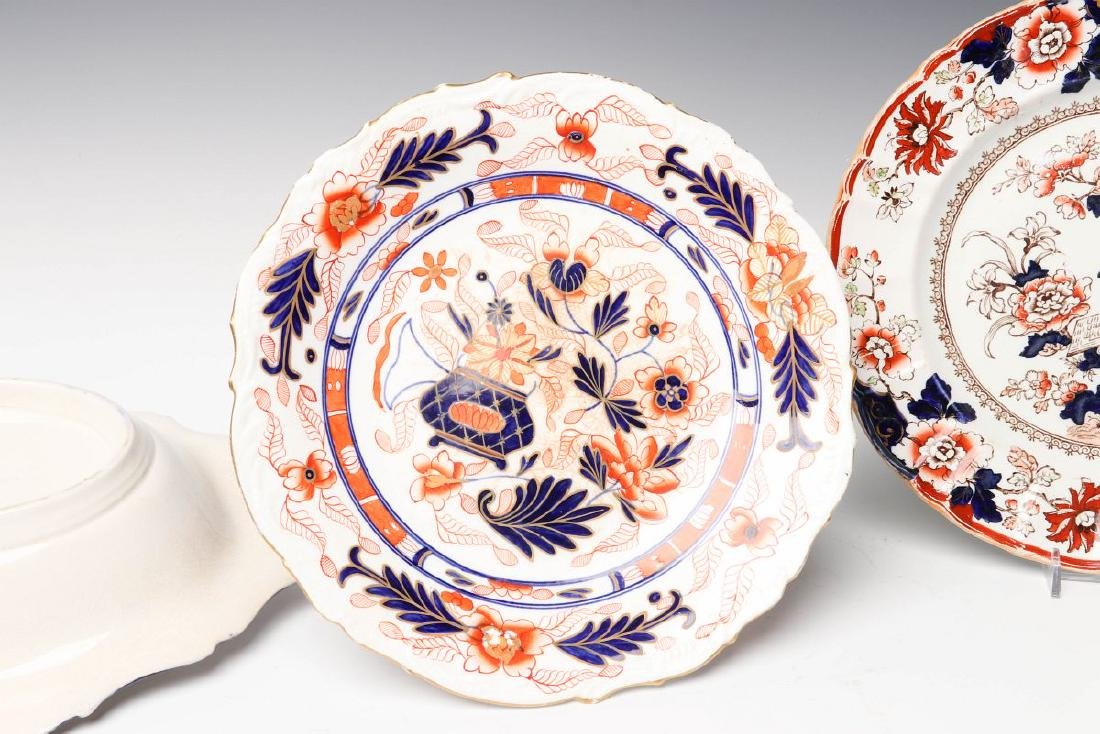 MASON'S IRONSTONE, OTHER IMARI INFLUENCE CERAMICS - 6