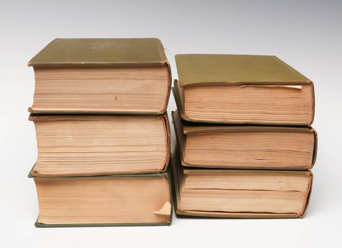 SIX VOLUMES OF HANDBOOK OF SOUTH AMERICAN INDIANS - 5
