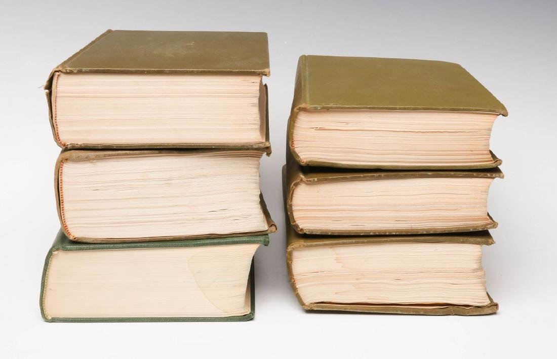 SIX VOLUMES OF HANDBOOK OF SOUTH AMERICAN INDIANS - 7