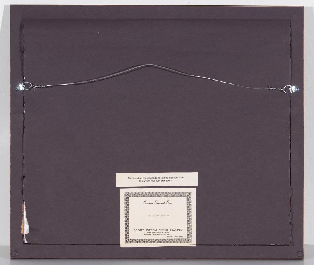 WILLIAM RUSSELL FLINT (1880-1969) WATERCOLOR - 12