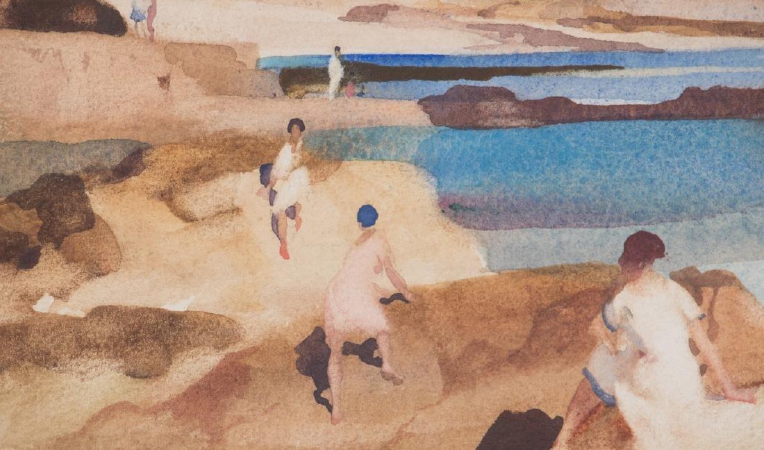 WILLIAM RUSSELL FLINT (1880-1969) WATERCOLOR - 8