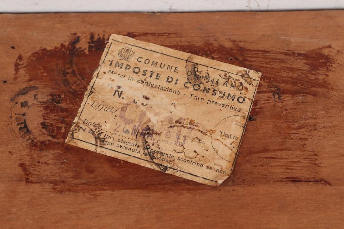 AN OSVALDO BORSANI ITALIAN ART DECO SIDEBOARD - 18