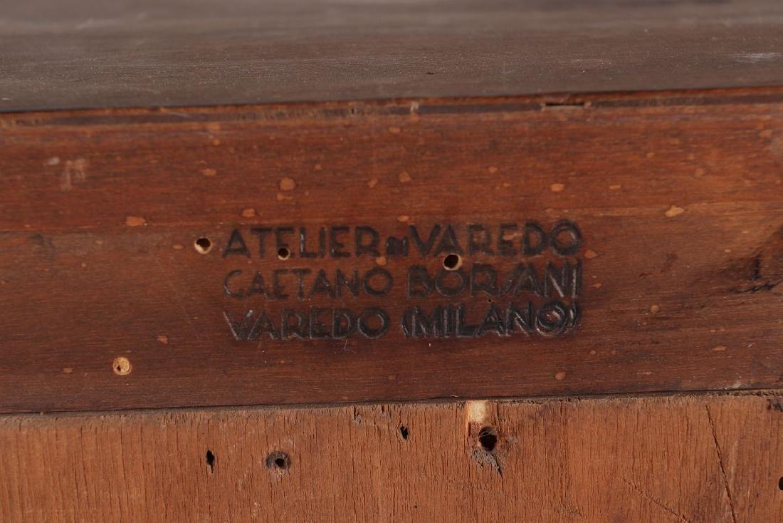 AN OSVALDO BORSANI ITALIAN ART DECO SIDEBOARD - 19