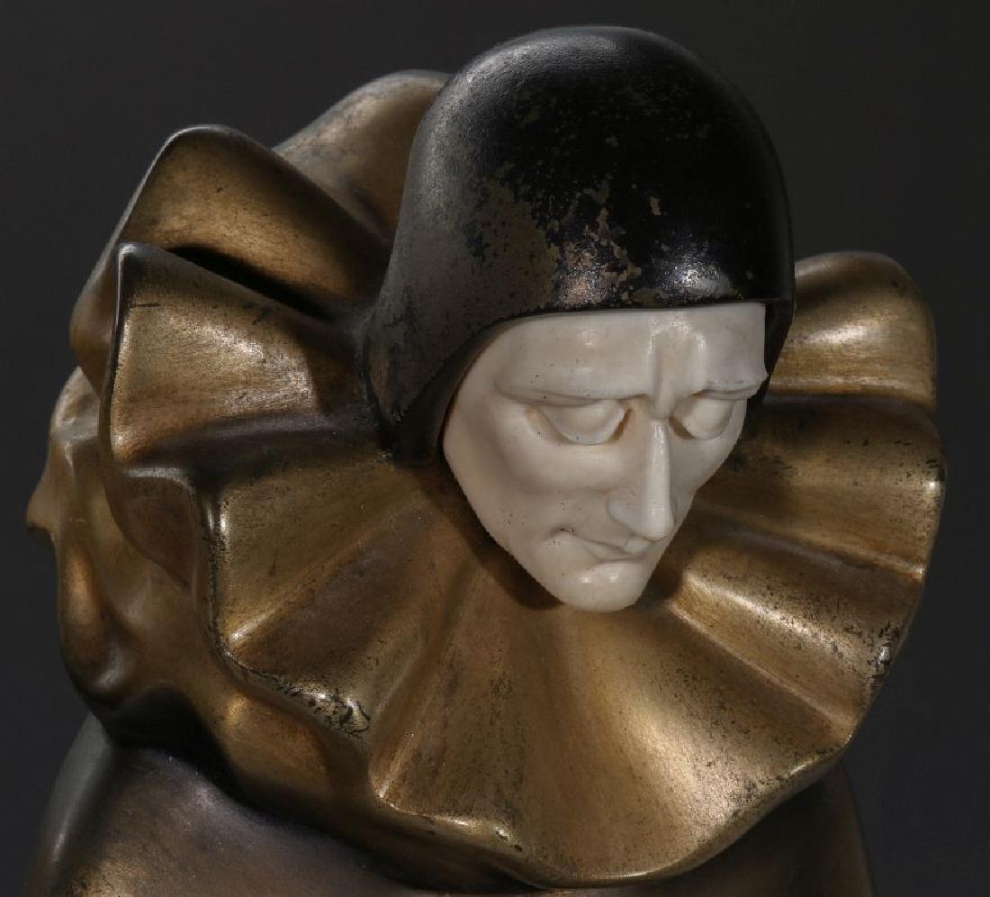 A ROLAND PARIS (1894-1945) ART DECO SCULPTURE - 2