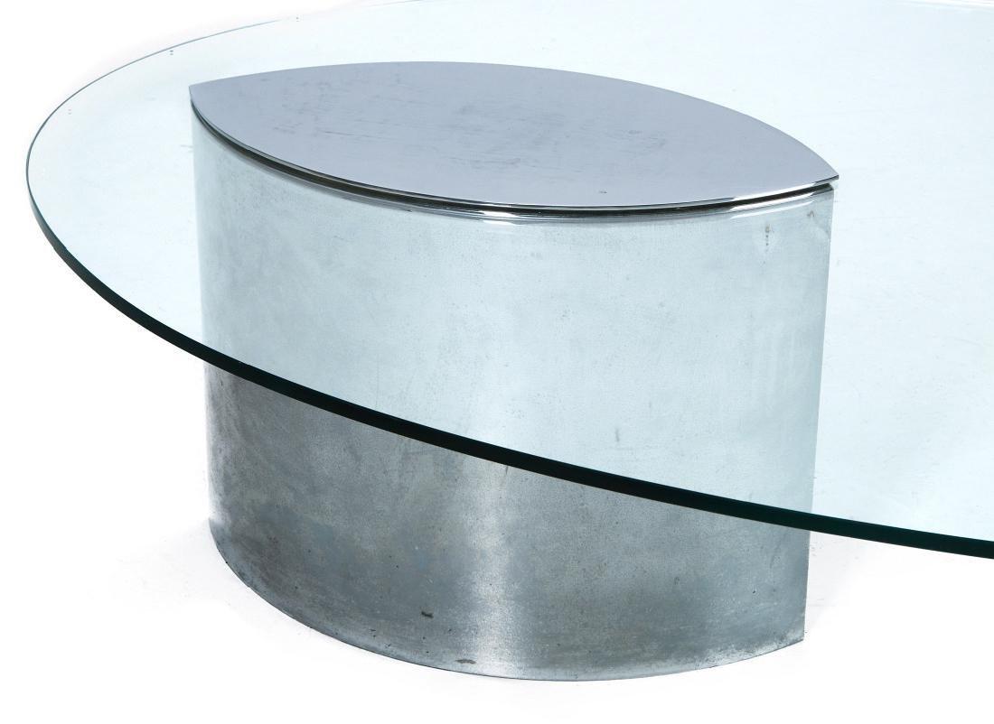 CINI BOERI LUNARIO TABLE FOR KNOLL INTERNATIONAL - 4