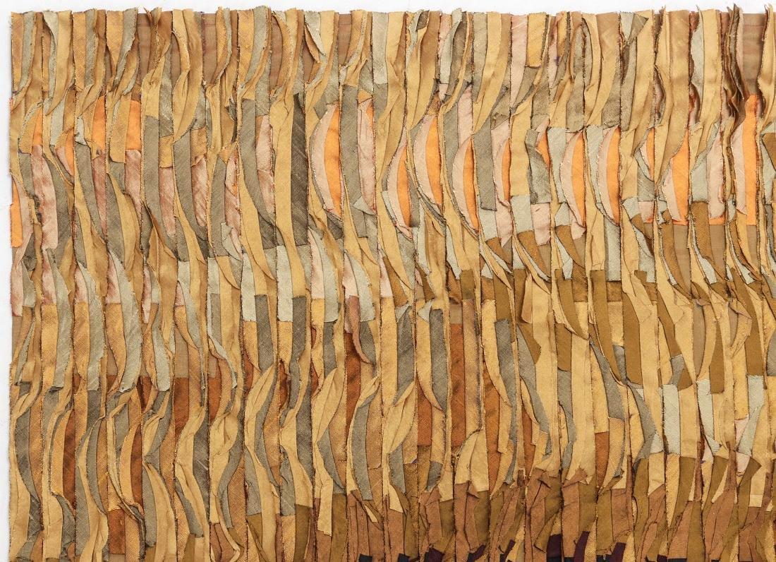 TIM HARDING (20/21ST CENTURIES) FIBER ART - 2