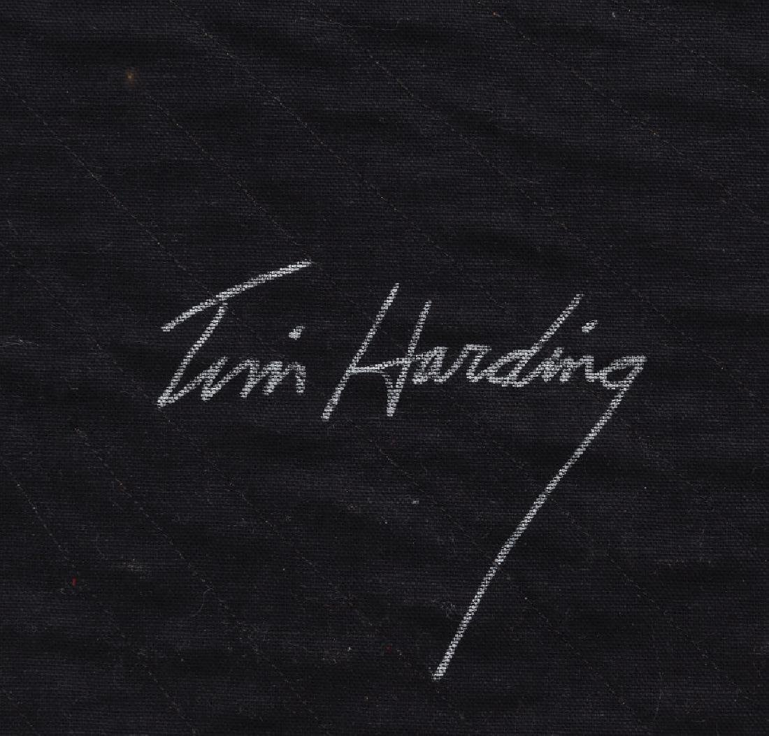 TIM HARDING (20/21ST CENTURIES) FIBER ART - 8