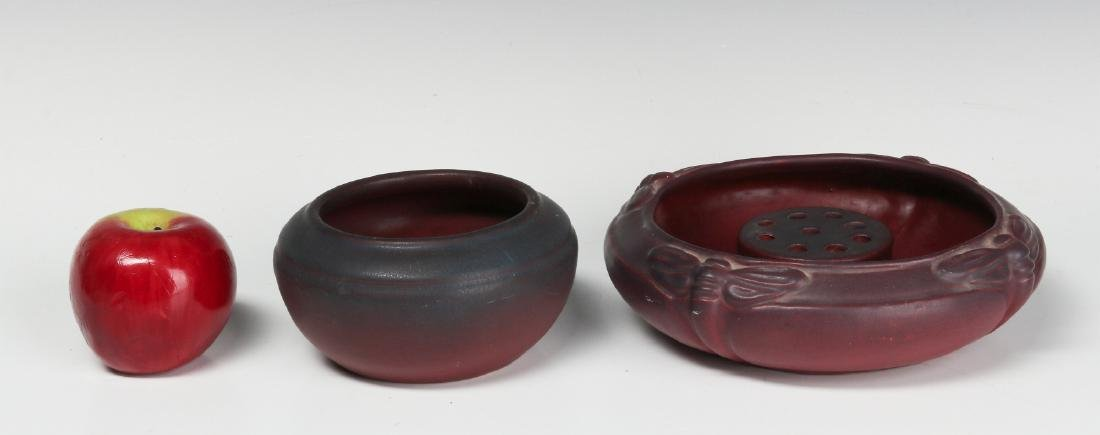 AMBROSE SCHLEGEL AND OTHER VAN BRIGGLE POTTERY - 8