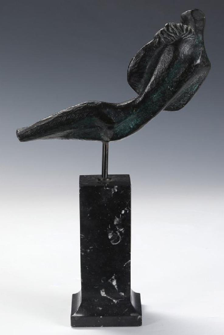 ROBERT RUSSIN (1914-2007) BRONZE SCULPTURE - 7