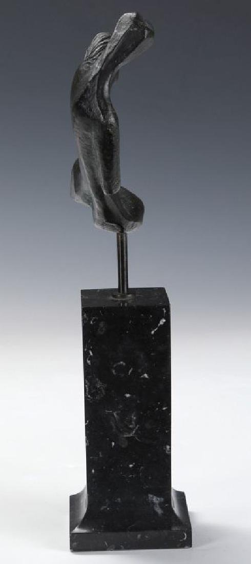 ROBERT RUSSIN (1914-2007) BRONZE SCULPTURE - 8
